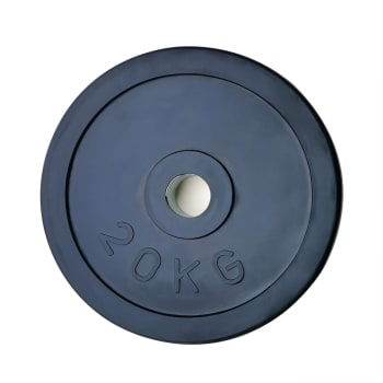 20kg Olympic Rubber Plate