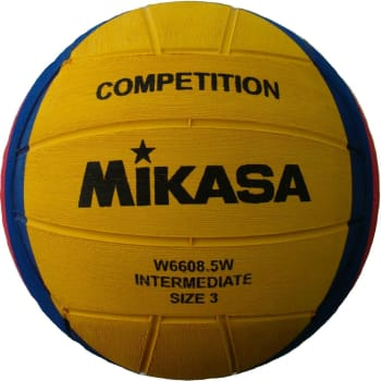 Mikasa Junior Competition Water Polo Ball Size 3 - Find in Store