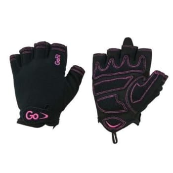GoFit Women's Cross Training Gloves