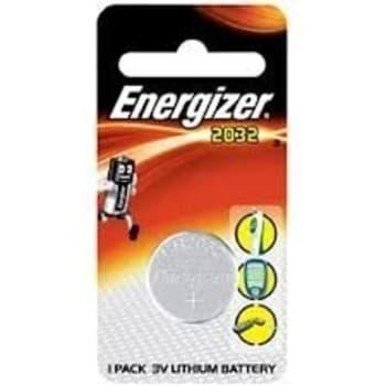 Energizer 3v Lithium Coin CR2032 Card 2
