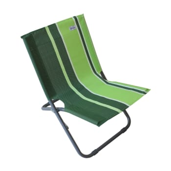 Natural Instincts Steel Beach Chair - Find in Store