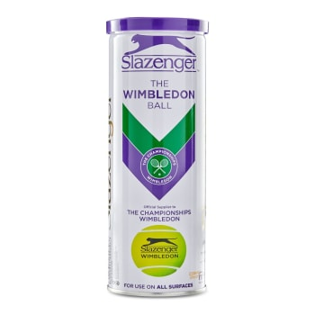 Slazenger Wimbledon High-Altitude Tennis Balls