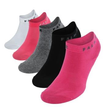 Falke Women's Socks Multi 5 Pack 4-7