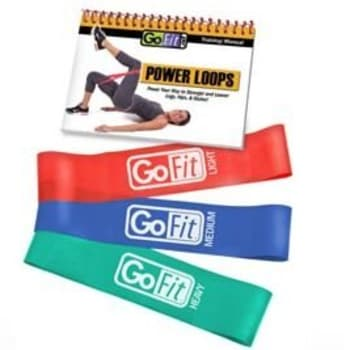 GoFit Power Loops