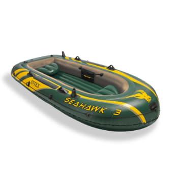Intex Seahawk 3 Boat Set