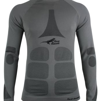 First Ascent Men's Long Sleeve Thermal Top - Sold Out Online
