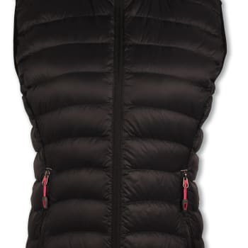 First Ascent Women's Puffy Elbrus Down Body Warmer (Interconnect)