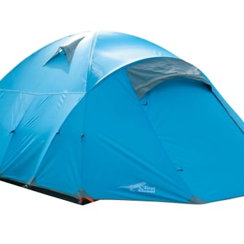 First Ascent Eclipse 3 Person Hiking Tent - Find in Store