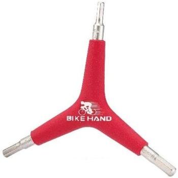 Bike Hand Three Key Wrench