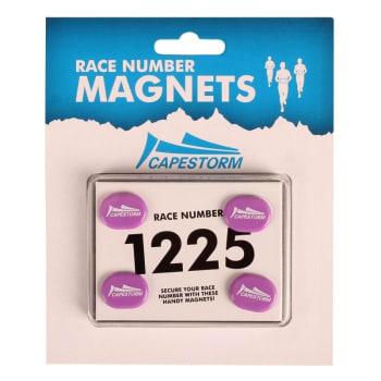 Capestorm Number Magnets