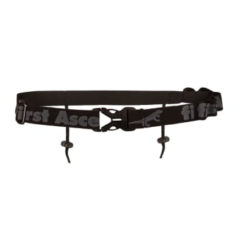 First Ascent Number Belt