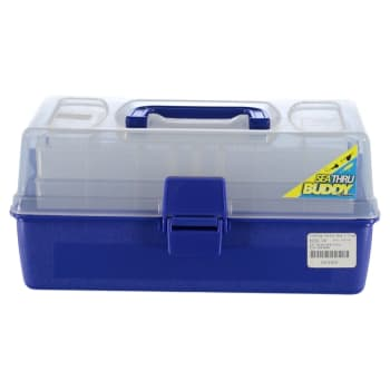 Fishing Tackle Box 2 Tray - Out of Stock - Notify Me