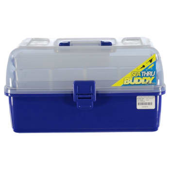 Fishing Tackle Box 3 Tray - Out of Stock - Notify Me