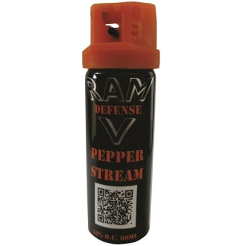 Ram Defense Pepper Fog 60ml