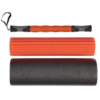 HS Fitness 3-in-1 Roller