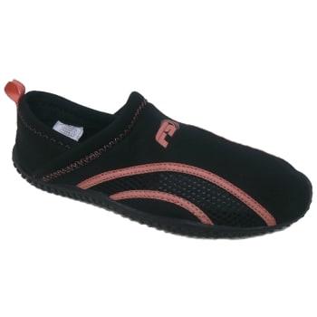 Aqua Women's Slip On Black/Coral Aqua Shoe - Sold Out Online