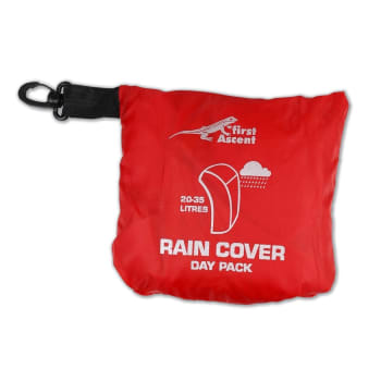 First Ascent 20L Rain Cover Medium