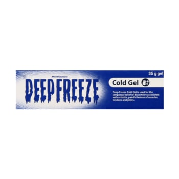 Deep Freeze Cold 35g Sport Gel - Find in Store