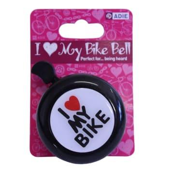 Adie ' I love my bike ' Bell