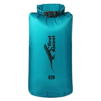 First Ascent Ultralight 30D 6L Dry Bag