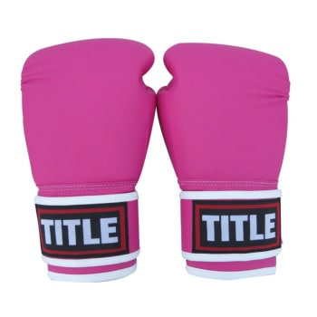 Title Girls Boxing Glove 6 Ounce
