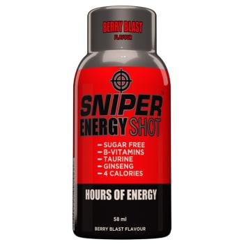 Sniper Energy Shot