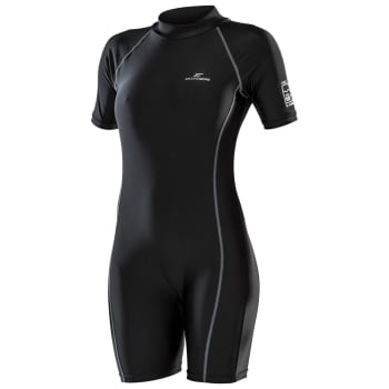 Second Skin Women's Sunsuit with Flossing