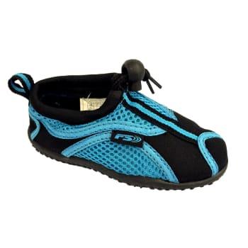 Aqua Toggle Infant Boys 4-8 Black/Methal Blue Aqua Shoe - Sold Out Online