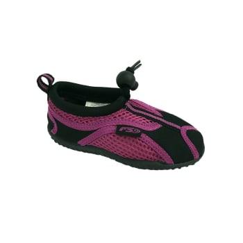 Aqua Toggle Infant Girls 4-8 Black/Magenta  Aqua Shoe - Sold Out Online