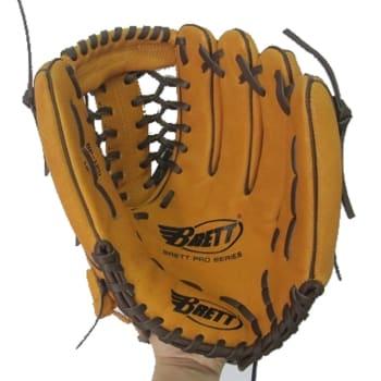 "Brett Pro Baseball glove 12"""