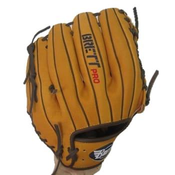 "Brett Pro Baseball glove 12.5"""