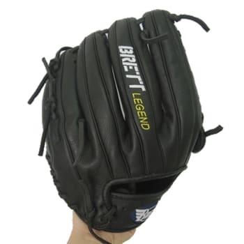 "Brett Legend Baseball glove 12.5"" (all leather cowhide)"
