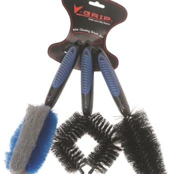 V-Grip 3 Brush Set