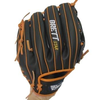 """Brett Star Baseball Right Hand Glove 11.5"""""""