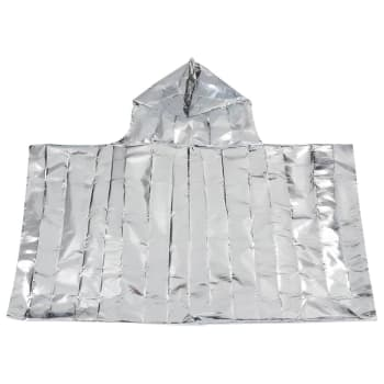 360 Degrees Emergency Poncho - Find in Store