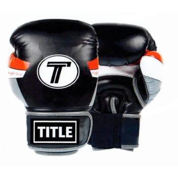 Title Impact Boxing Glove
