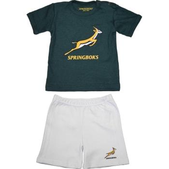 Springboks Infants Buster Tee & Shorts Set