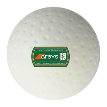 Grays Astrotec White Hockey Ball