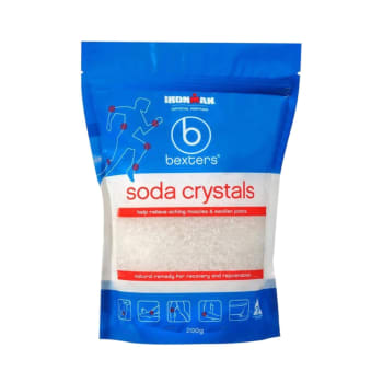 Bexters Soda Crystals 200g Sport Recovery - Find in Store
