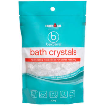 Bexters Bath Crystals 200g Sport Recovery - Find in Store