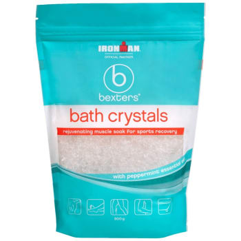 Bexters Bath Crystals 800g Sport Recovery