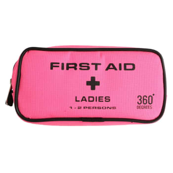 360 Degrees Ladies First Aid Kit