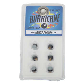 Hurricane Screw Tips 12mm