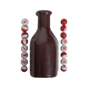 Hurricane Shake Bottle With Tally Ball