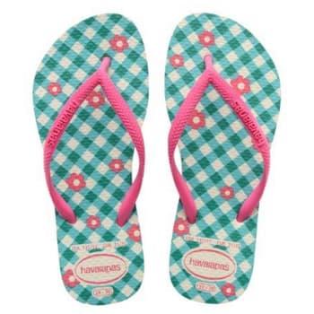 Havaianas Kids Slim Fashion Pink Sandal - Find in Store