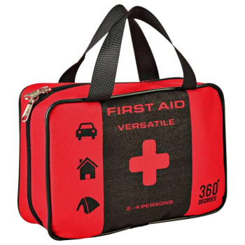 360 Degrees Versatile First Aid Kit - Sold Out Online