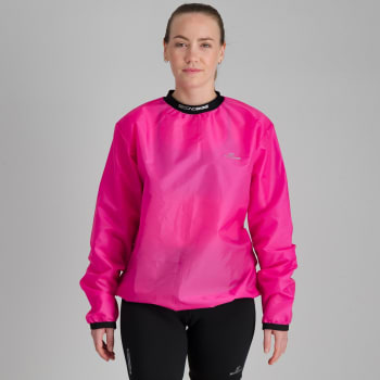 Second Skin Women's Foul Weather Run Top