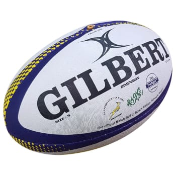 Gilbert Dimension Rugby Ball - Find in Store