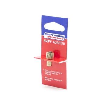 Sportsmans Warehouse AV/FV Valve Adapter - Sold Out Online
