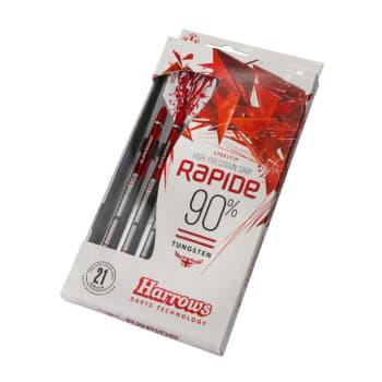 Harrows Rapide 90% Tungsten Darts (Steel)